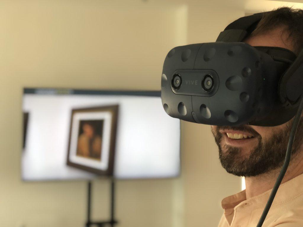Virtual Reality Testing